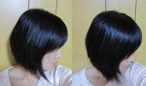髪のツヤを出すシャンプー