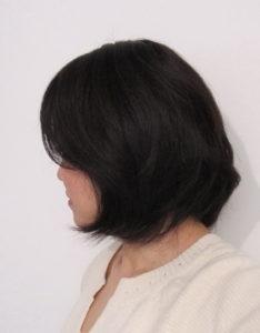 50代 髪のうねり