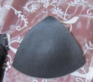 美乳ブラ 内蔵されているパッド