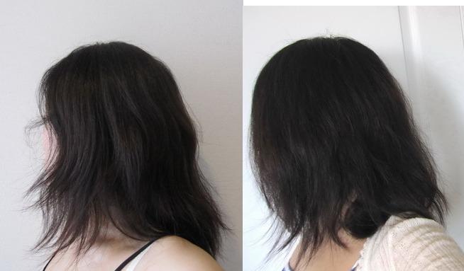 髪のうねり 改善シャンプー