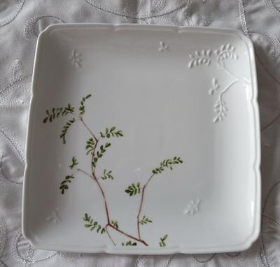 NARUMI ナルミ 里花暦 スクエアパーティーセット 大皿