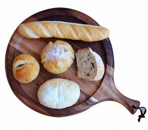 5種類のパン