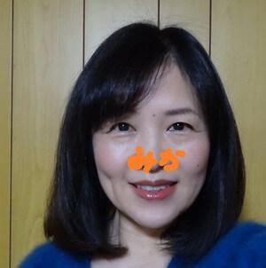 50代女性 表情シワ